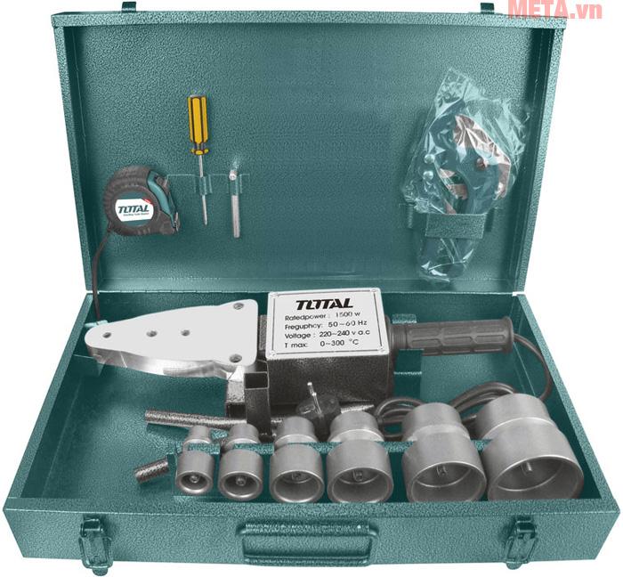 Hình ảnh máy hàn ống nhựa Total TT328151