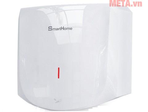 Máy sấy tay siêu tốc SmartHome SH-H2 được làm từ chất liệu nhựa ABS cao cấp
