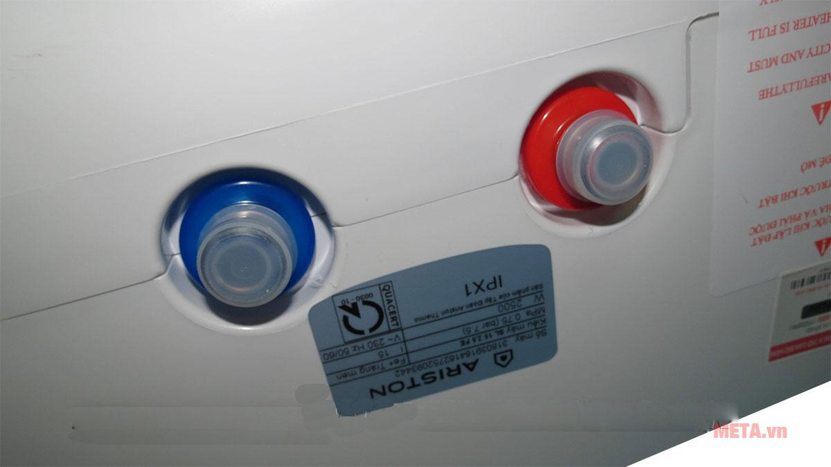 Bình nước nóng gián tiếp Ariston Slim 15 có công suất hoạt động mạnh mẽ