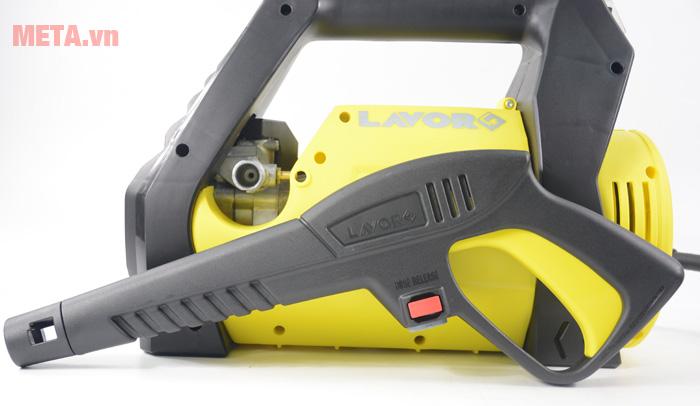 Máy rửa xe áp lực Lavor Split 120 màu vàng đen