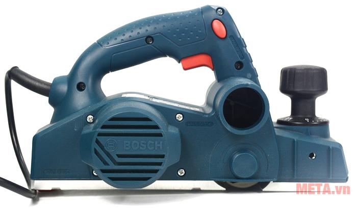 Máy bào Bosch GHO 6500 Professional thiết kế với màu xanh truyền thống đậm tính mạnh mẽ của Bosch - Đức