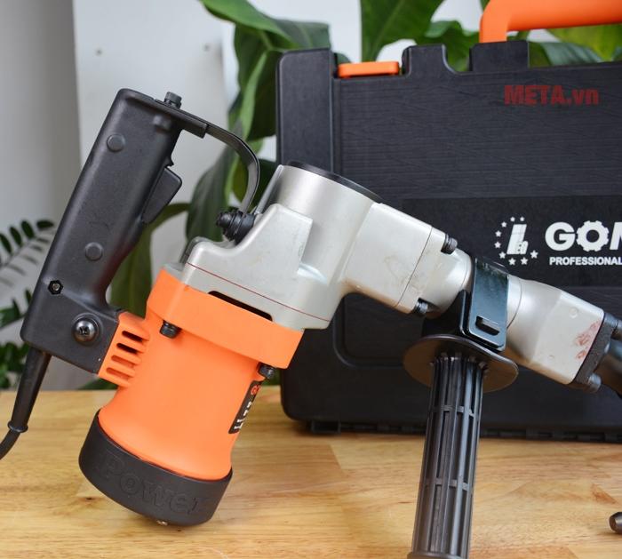 Máy đục bê tông Gomes GB-5814 (38mm) trang bị công suất lớn