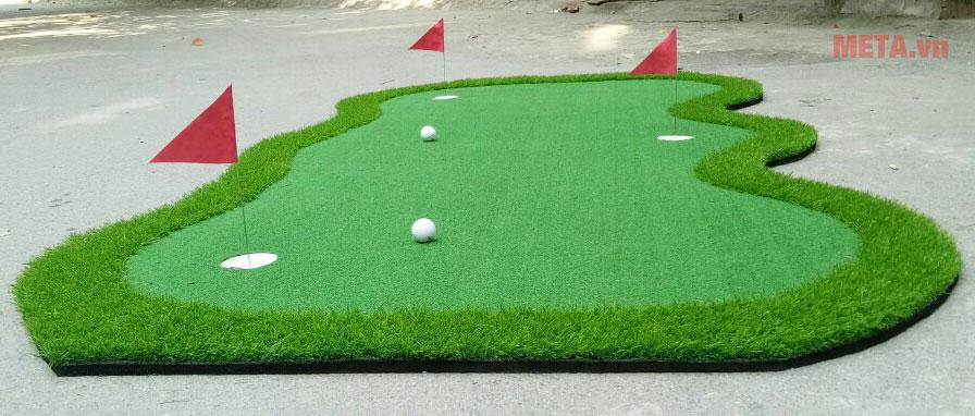 Thảm tập golf GL006-153 có khả năng thấm hút tốt