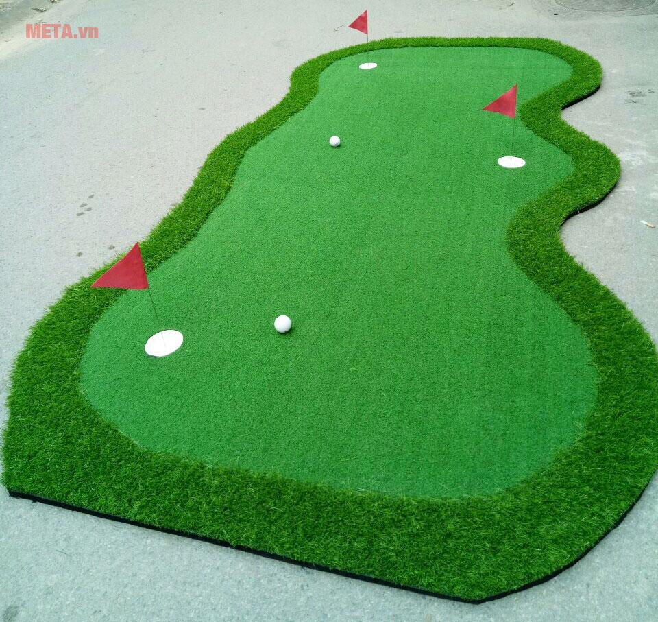 Thảm tập golf GL006-153 có thiết kế tiện lợi