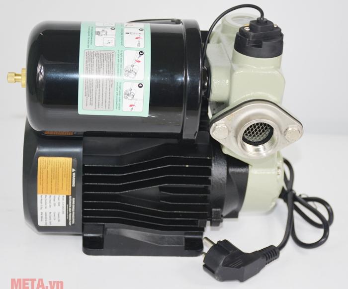 Máy bơm nước tăng áp tự động JLM 60-200A (JLM-GN25-200A) vận hành với công suất 200W
