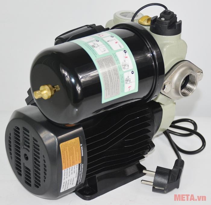 Máy bơm nước tăng áp tự động JLM 60-200A (JLM-GN25-200A) có stator bằng tôn silic
