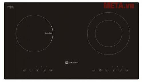Với thiết kế Châu Âu hiện đại bếp điện từ Faber FB INES sẽ làm cho căn bếp của bạn trở lên sang trọng