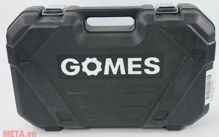 Máy khoan bê tông Gomes GB-2603SRE thiết kế hộp đựng nhựa có tay xách