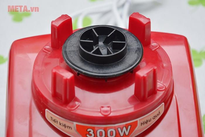 Lưỡi dao máy xay sinh tố đa chức Sunhouse SHD5115 làm bằng inox cao cấp.
