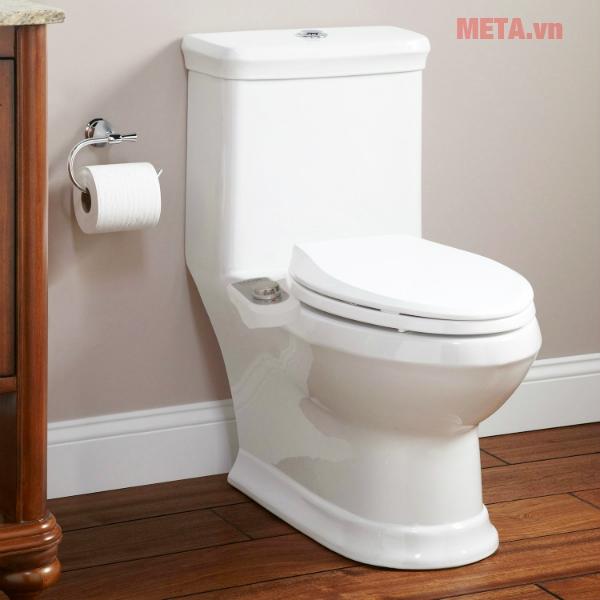 Thiết bị vệ sinh thông minh phù hợp với mọi loại bồn cầu