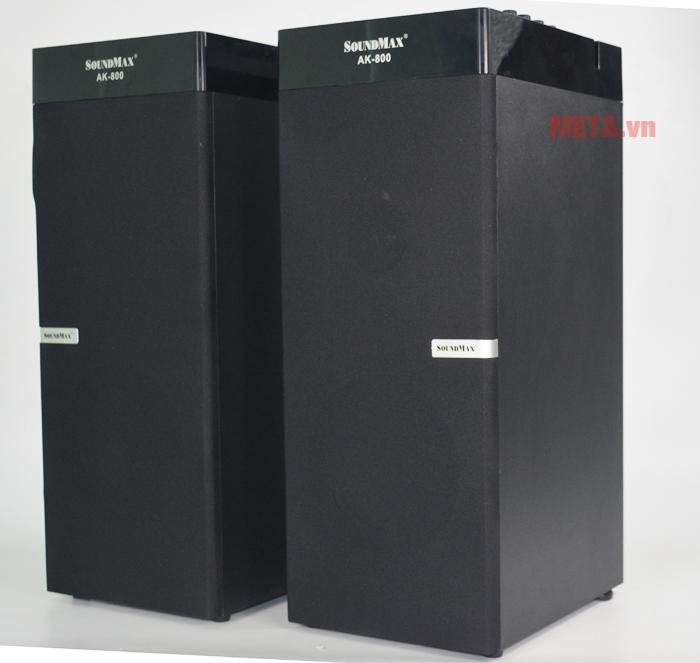 Bộ loa vi tính Soundmax AK800 phù hợp không gian rộng