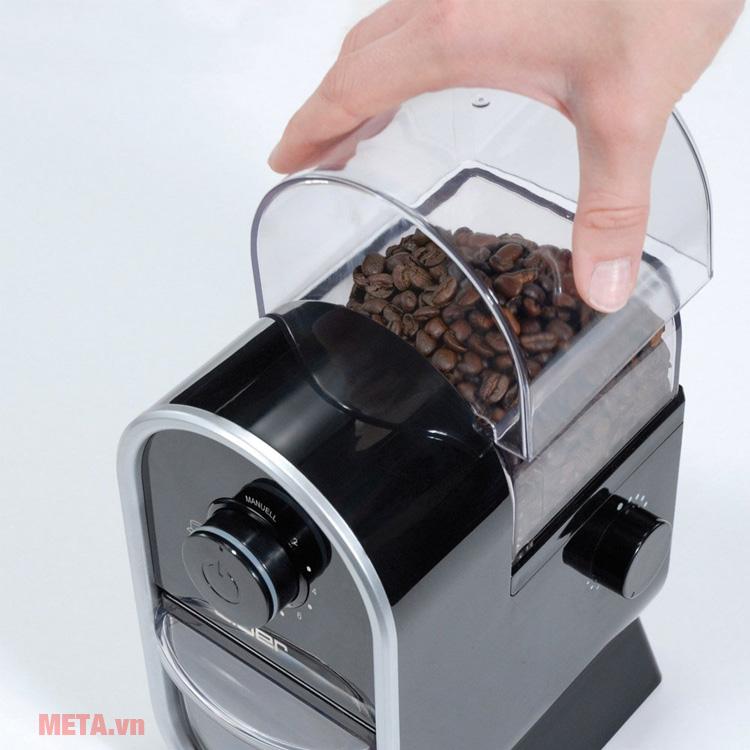 Nắp đóng cà phê của máy xay cà phê Cloer 7560