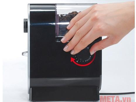 Núm vặn điều chỉnh tốc độ của máy xay cà phê Cloer 7560