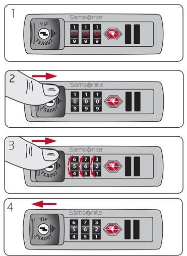 Sử dụng khóa số loại 2