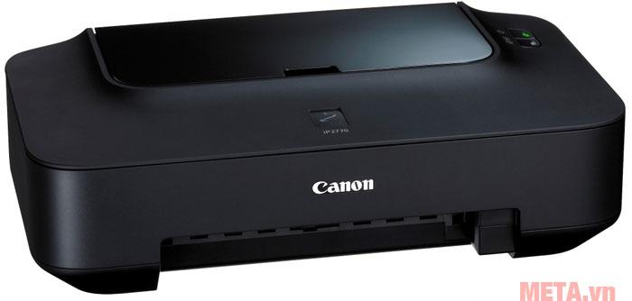 Máy in phun màu Canon PIXMA iP2770 có vỏ máy bằng nhựa