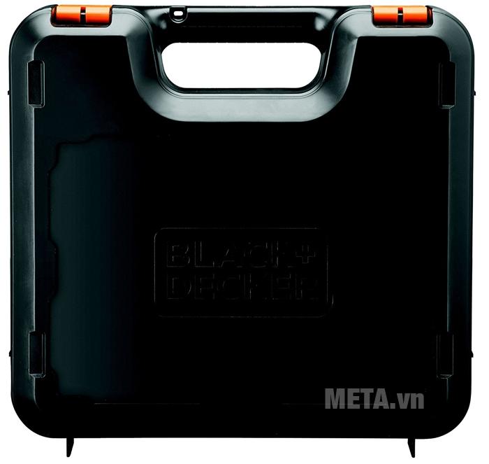 Máy khoan vặn vít dùng pin Black&Decker BDCDD12KB có hộp đựng nhựa