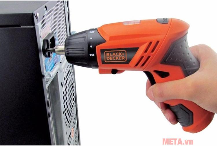 Máy vặn vít dùng pin Black & Decker KC4815KA15