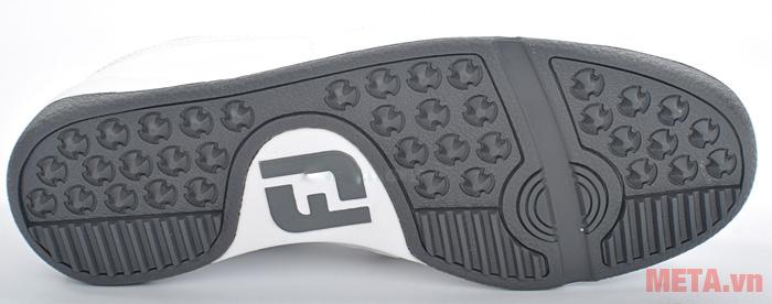 Giày golf nam FootJoy Greenjoy Spikeless 45166 có chân đế cao su
