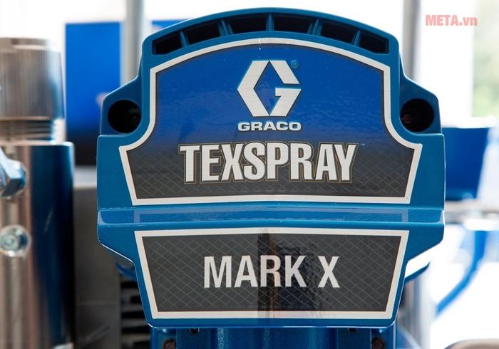 Graco Mark X là phiên bản mới với hiệu suất gần như gấp đôi dòng Graco Mark V
