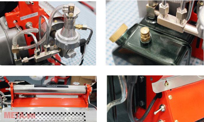 Máy phun khói PK-138AM hoạt động bền bỉ