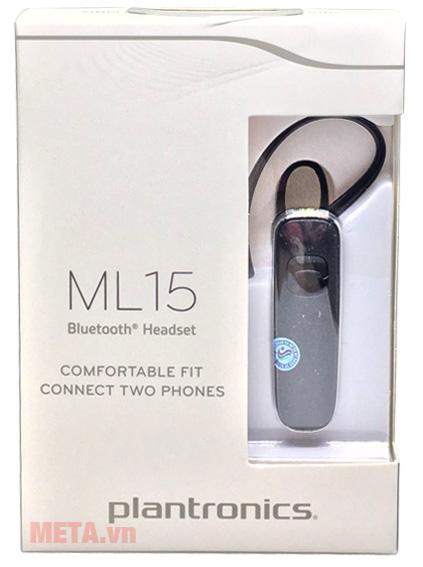 Hộp đựng tai nghe bluetooth Plantronics ML15