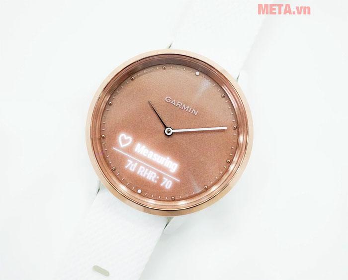 Dây đeo của đồng hồ phù hợp với kích thước vòng tay cả nam và nữ
