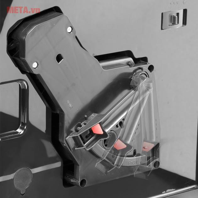 Máy pha cà phê tự động Nivona 520 dễ dàng vệ sinh