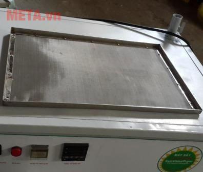 Tủ sấy mini AD 12 khay có chất liệu cao cấp Máy sấy Ánh Dương AD mini 4