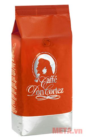 Cà phê hạt Don Cortez Red Blend