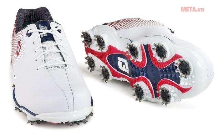 Đế giày golf nhiều hình đinh dăm chắc chắn