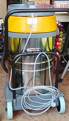 Máy hút bụi HiClean HC có chiều dài dây điện lên đến 10m