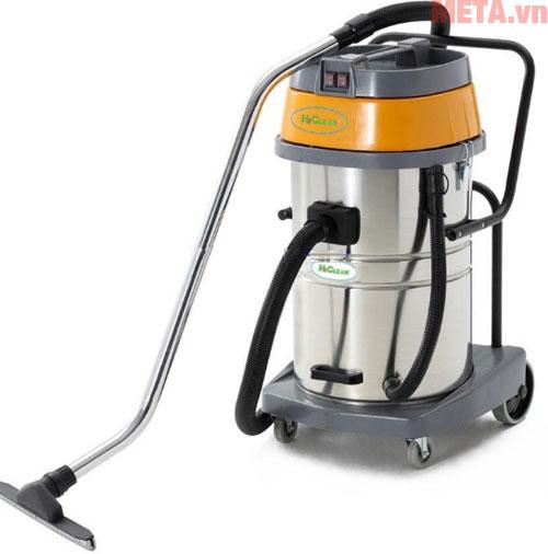 Hình ảnh máy hút bụi nước công nghiệp HiClean HC 70