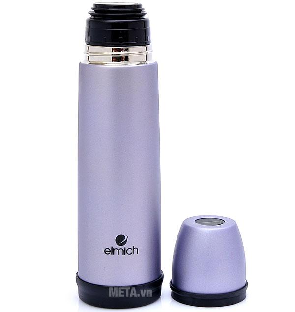 Bình giữ nhiệt Elmich inox 304 D5 2245204 (500ml)