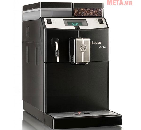 Hình ảnh máy pha cà phê Saeco Lirika Basic Black