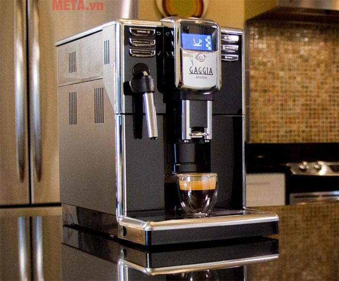 Hình ảnh máy pha cà phê tự động Gaggia Anima CCC