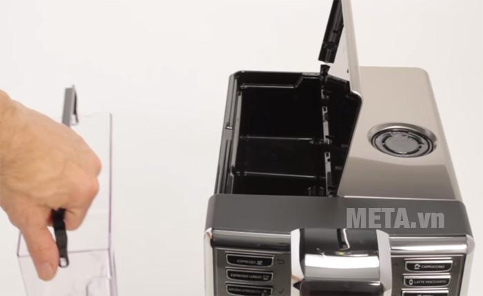 Máy pha cà phê tự động Gaggia Anima Prestige có bình nước bằng nhựa