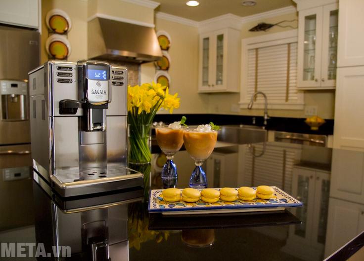 Máy pha cà phê tự động Gaggia Anima Prestige pha cà phê cappuccino tự động