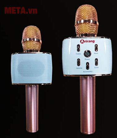Micro karaoke kèm loa Bluetooth Arirang MK-888