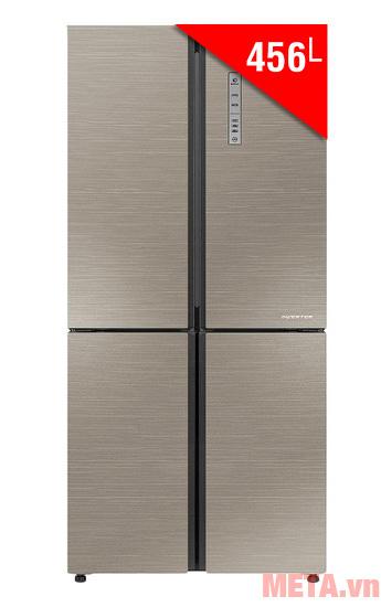 Tủ lạnh inverter Aqua AQR-IG525AM 456 lít