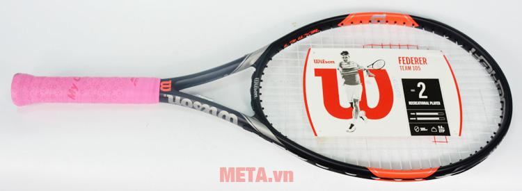 Hình ảnh vợt tennis Wilson