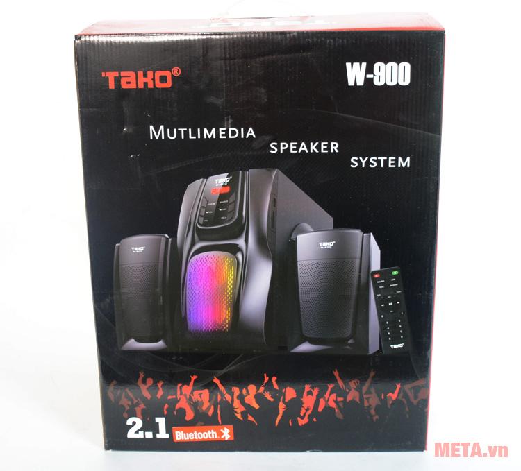 Hộp đựng loa Tako W900