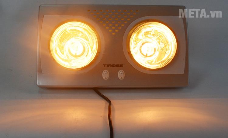 Tiross TS9291 đem lại ánh sáng ấm áp, dịu nhẹ