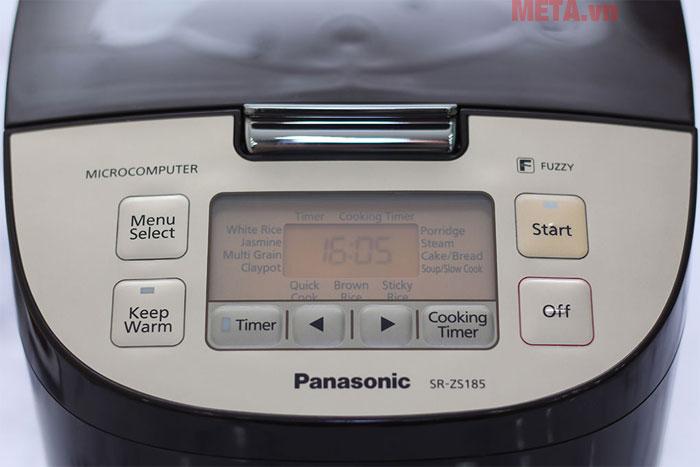Bảng điều khiển điện tử với màn hình hiển thị