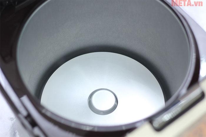 Nồi 3 mâm nhiệt tỏa nhiệt đều giúp cơm mau chín, không bị nhão, tiết kiệm điện