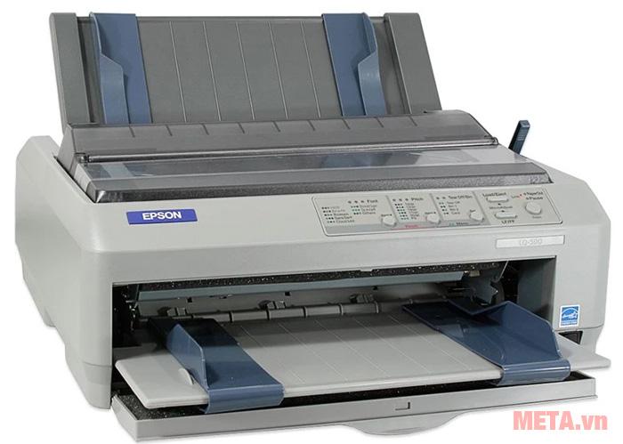 Khổ giấy của máy in kim