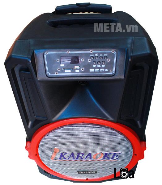 Loa kéo hát karaoke