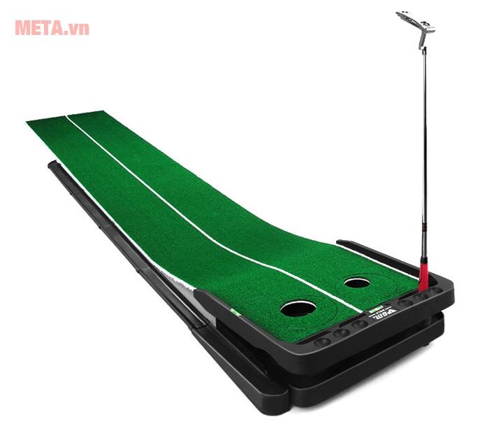 Thảm tập golf Putting 360 độ