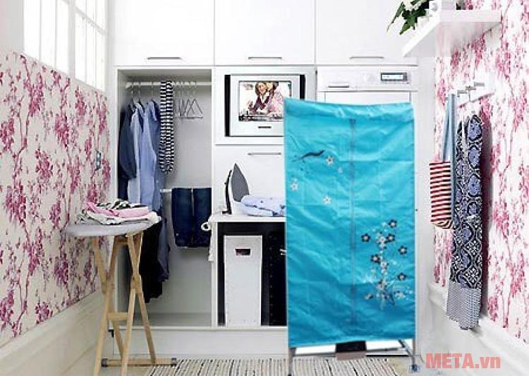 Sử dụng máy sấy quần áo hiệu quả nhất