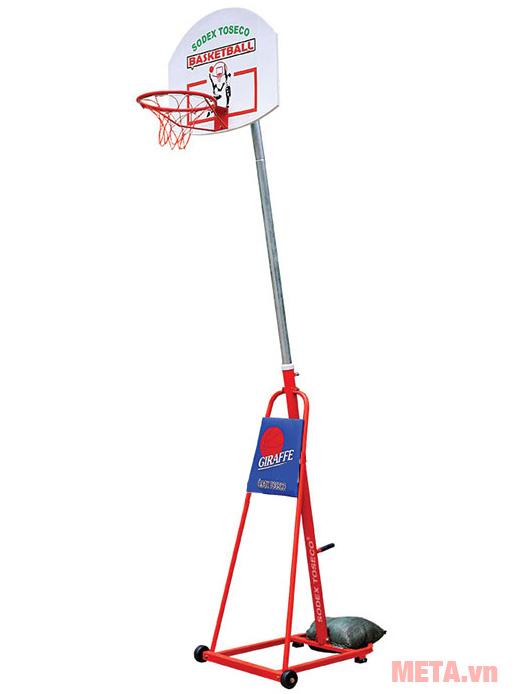 Trụ bóng rổ 814C S14614