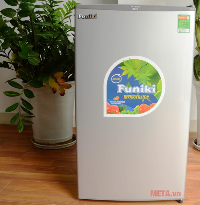 Tủ lạnh sử dụng hệ thống khí lạnh đa chiều giúp làm mát đều khắp các ngăn của tủ lạnh